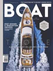 Showboats International Magazine Subscription August 1st, 2021 Issue