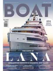 Showboats International Magazine Subscription January 2nd, 2021 Issue