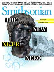 Smithsonian Magazine Subscription October 1st, 2020 Issue