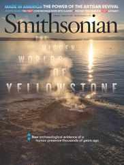 Smithsonian Magazine Subscription January 1st, 2021 Issue