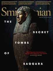 Smithsonian Magazine Subscription July 1st, 2021 Issue
