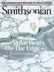 Smithsonian Magazine Subscription March 1st, 2021 Issue