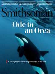 Smithsonian Magazine Subscription October 1st, 2021 Issue