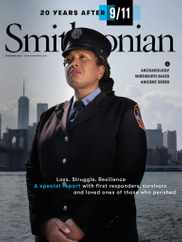 Smithsonian Magazine Subscription September 1st, 2021 Issue