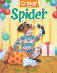 Spider Magazine Subscription November 1st, 2020 Issue