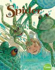 Spider Magazine Subscription September 1st, 2020 Issue