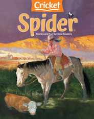 Spider Magazine Subscription April 1st, 2021 Issue