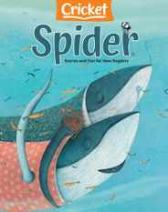 Spider Magazine Subscription February 1st, 2021 Issue