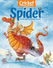 Spider Magazine Subscription January 1st, 2021 Issue