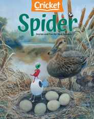 Spider Magazine Subscription March 1st, 2021 Issue