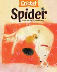 Spider Magazine Subscription May 1st, 2021 Issue