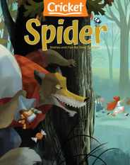 Spider Magazine Subscription October 1st, 2021 Issue