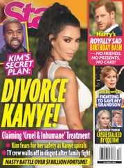 Star Magazine Subscription October 5th, 2020 Issue
