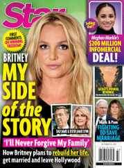 Star Magazine Subscription October 25th, 2021 Issue