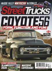 Street Trucks Magazine Subscription January 1st, 2021 Issue