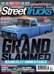 Street Trucks Magazine Subscription March 1st, 2021 Issue