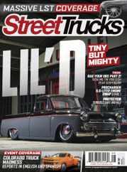 Street Trucks Magazine Subscription May 1st, 2021 Issue