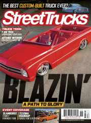 Street Trucks Magazine Subscription November 1st, 2021 Issue
