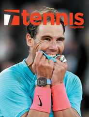 Tennis Magazine Subscription January 1st, 2021 Issue