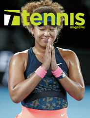 Tennis Magazine Subscription May 1st, 2021 Issue