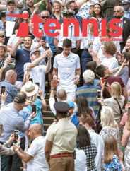 Tennis Magazine Subscription September 1st, 2021 Issue