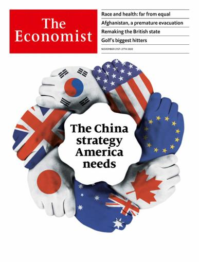 1-Year of The Economist Magazine (Print or Digital)