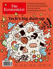 The Economist Magazine Subscription February 27th, 2021 Issue