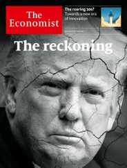 The Economist Magazine Subscription January 16th, 2021 Issue