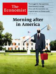 The Economist Magazine Subscription January 23rd, 2021 Issue