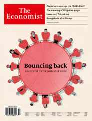 The Economist Magazine Subscription March 6th, 2021 Issue