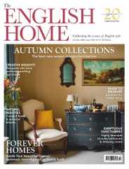 The English Home Magazine Subscription October 1st, 2020 Issue