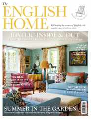 The English Home Magazine Subscription June 1st, 2021 Issue