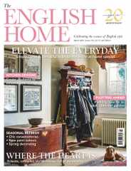 The English Home Magazine Subscription March 1st, 2021 Issue
