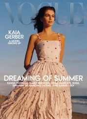 Vogue Magazine Subscription June 1st, 2021 Issue