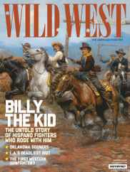 Wild West Magazine Subscription December 1st, 2020 Issue