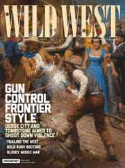Wild West Magazine Subscription April 1st, 2021 Issue