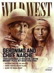 Wild West Magazine Subscription August 1st, 2021 Issue