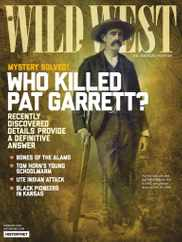 Wild West Magazine Subscription February 1st, 2021 Issue
