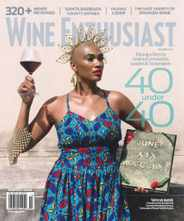 Wine Enthusiast Magazine Subscription October 1st, 2020 Issue