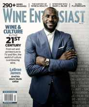 Wine Enthusiast Magazine Subscription May 1st, 2021 Issue