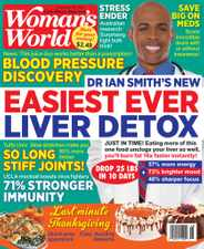 Woman's World Magazine Subscription November 30th, 2020 Issue