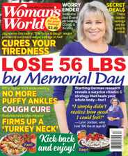 Woman's World Magazine Subscription April 26th, 2021 Issue