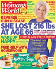 Woman's World Magazine Subscription May 10th, 2021 Issue