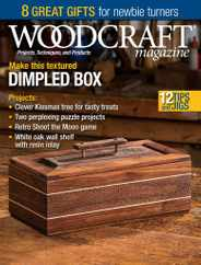 Woodcraft Magazine Subscription December 1st, 2020 Issue