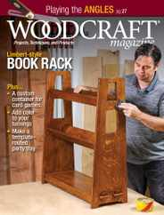 Woodcraft Magazine Subscription October 1st, 2020 Issue
