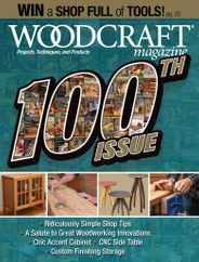 Woodcraft Magazine Subscription April 1st, 2021 Issue