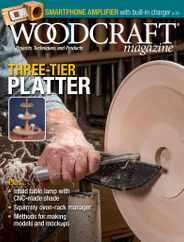Woodcraft Magazine Subscription August 1st, 2021 Issue