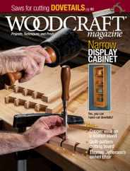 Woodcraft Magazine Subscription February 1st, 2021 Issue