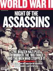 World War II Magazine Subscription August 1st, 2020 Issue