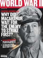 World War II Magazine Subscription December 1st, 2020 Issue